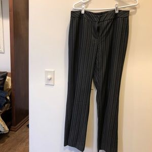 Apostrophe 10p pinstripe dress pants Vanessa